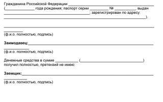 Договор займа между юридическими лицами. образец и бланк 2020 года