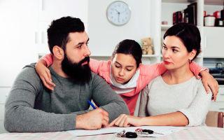 Как учитываются интересы детей при разделе имущества супругов?