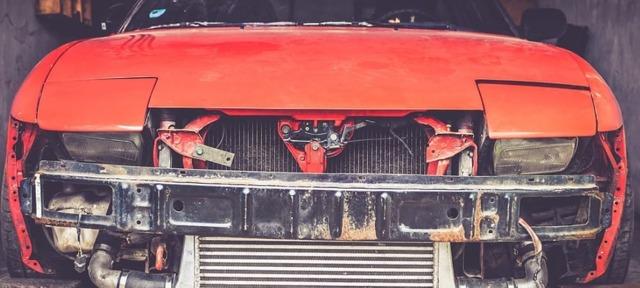 Как поступить, если некачественно покрасили автомобиль.