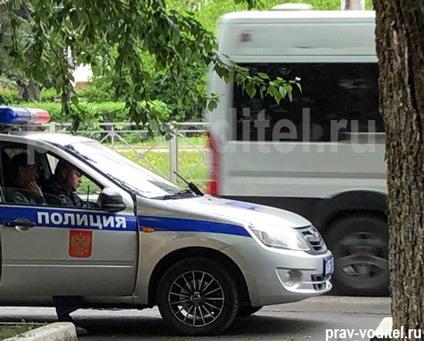 Административный арест за нарушение ПДД