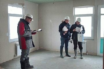Акт приема-передачи квартиры от застройщика дольщику. Образец заполнения и бланк 2020 года