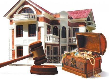 Как уплачивают налог на имущество физических лиц наследники?
