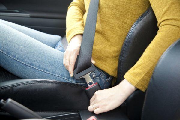 Ответственность за непристегнутого пассажира