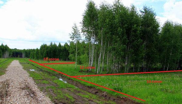 Как объединить земельные участки?