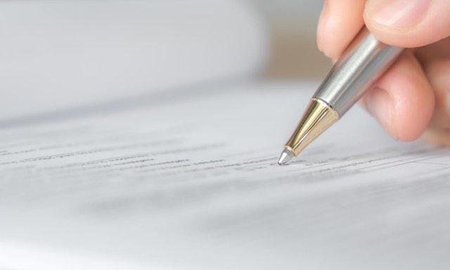 Письмо-извещение. Образец и бланк 2020 года
