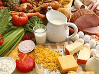 Какое количество продуктов питания можно перевозить через границу