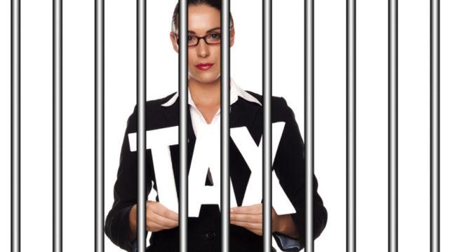 Когда физическое лицо могут привлечь к уголовной ответственности за неуплату налогов?