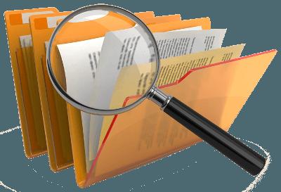 Заявление об установлении факта смерти. Образец заполнения и бланк 2020 года