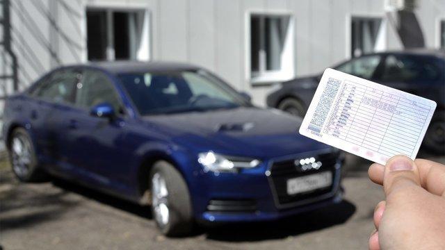 Ответственность за управление автомобилем без водительских прав