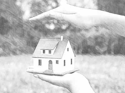 Как происходит раздел земельного участка и находящегося на нем жилого дома при разводе?