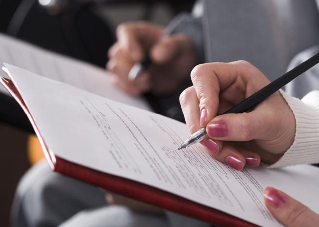 Договор служебного найма. Образец заполнения и бланк для скачивания 2020 года