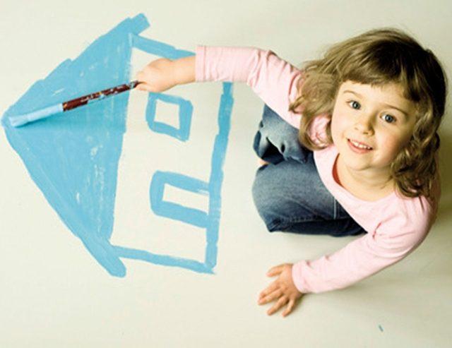 Дарственная на квартиру несовершеннолетнему ребенку. Образец и бланк 2020 года
