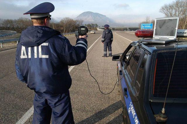 Основания для остановки автомобиля инспектором
