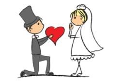 Справка из ЗАГСа о заключении брака. Образец заполнения и бланк 2020 года