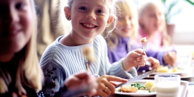 Кто имеет право на бесплатное питание в школе?