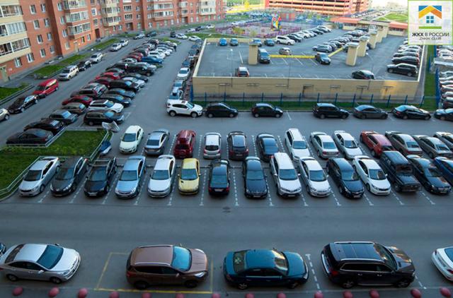 Как организовать парковку у дома?
