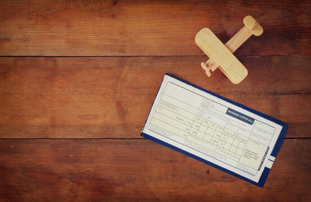 Какие данные должен содержать электронный билет