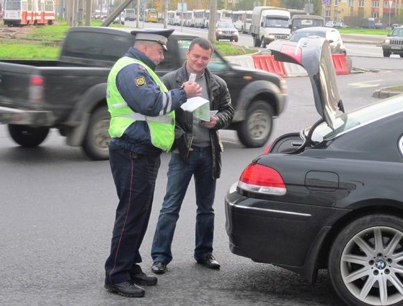Освидетельствование водителей на состояние опьянения