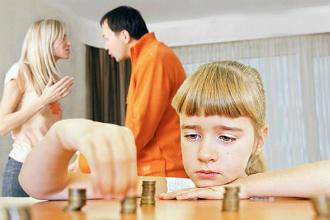 Как заставить платить алименты на детей?