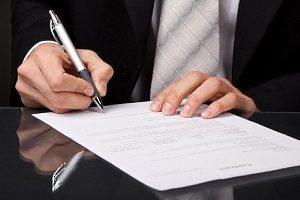 Каков срок выполнения работ или оказания услуг при отсутствии договора или этого условия в договоре?