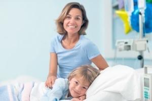 Права родителей на пребывание с детьми в стационаре