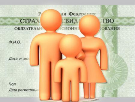 Что делать при утрате пенсионного страхового свидетельства?