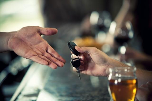 Ответственность за вождение в состоянии опьянения