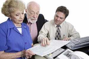 Какие нужны документы для оформления пенсии по старости?