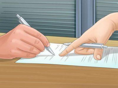 Акт о непроживании в квартире. Образец заполнения и бланк 2020 года
