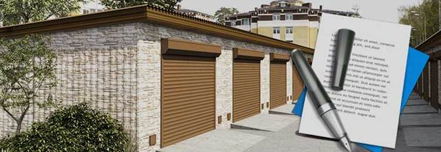 Договор купли-продажи гаража. Образец и бланк 2020 года