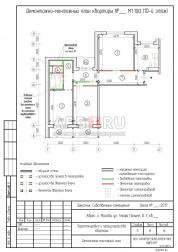 Как увеличить жилую площадь квартиры за счет кладовки (коридора)?