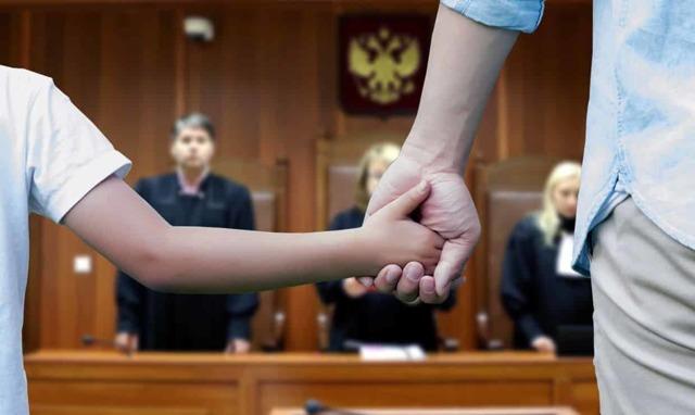 Как определить порядок общения ребенка с бывшим супругом?