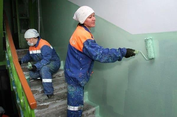 Как проводится текущий ремонт жилых домов?