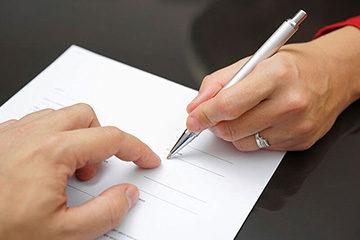 Как заключить соглашение о разделе имущества супругов?