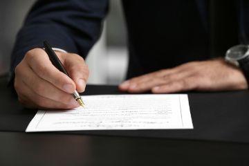 Уведомление о сокращении должности. Образец заполнения и бланк 2020 года