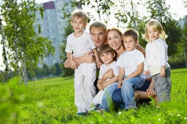 Какие существуют льготы для многодетных семей?
