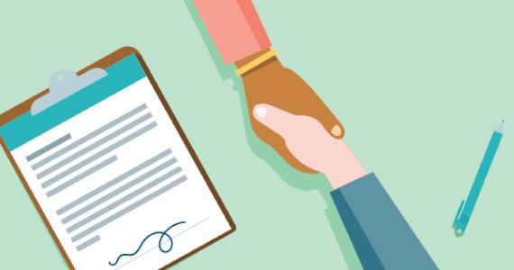 Письмо о заключении договора аренды. Образец заполнения и бланк для скачивания 2020 года