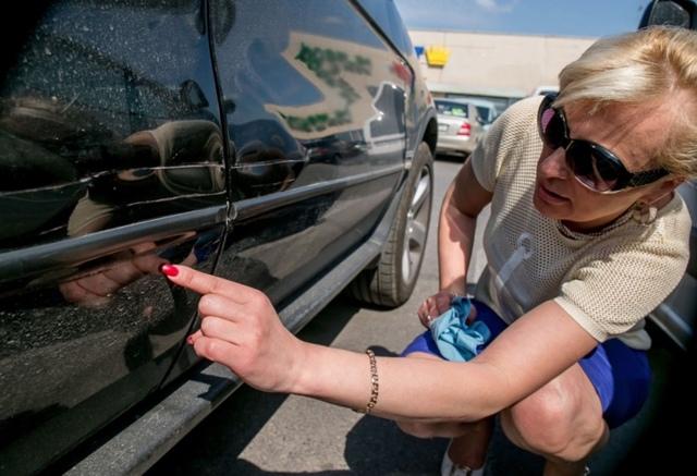 Порядок действий при повреждении автомобиля третьими лицами
