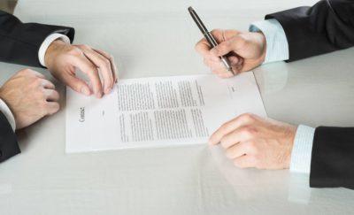 Трехсторонний договор. Образец заполнения и бланк для скачивания 2020 года