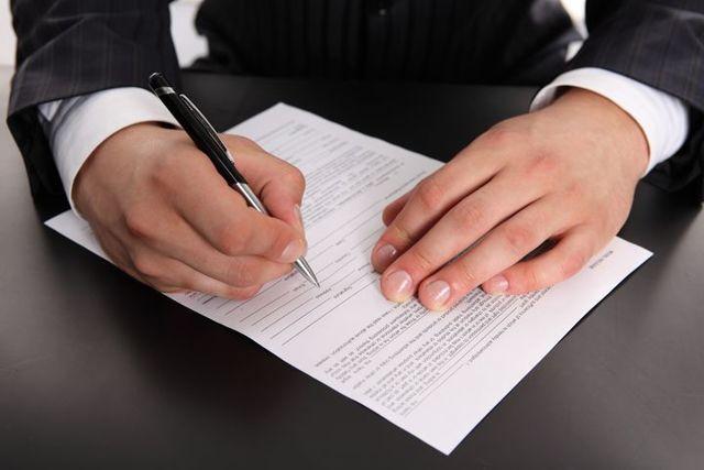 Заявление на получение стандартного налогового вычета. Образец и бланк 2020 года