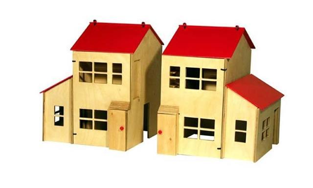 Как выделить доли в жилом доме в натуре?