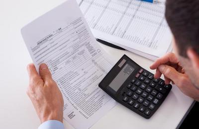 Как вернуть переплату по налогу?