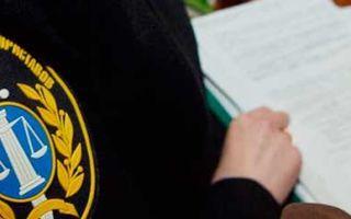 Заявление в службу судебных приставов. Образец и бланк для скачивания 2020 года