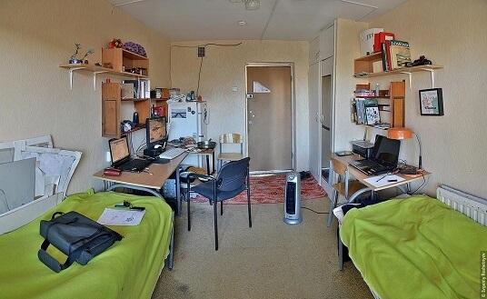 Как предоставляется общежитие студентам?