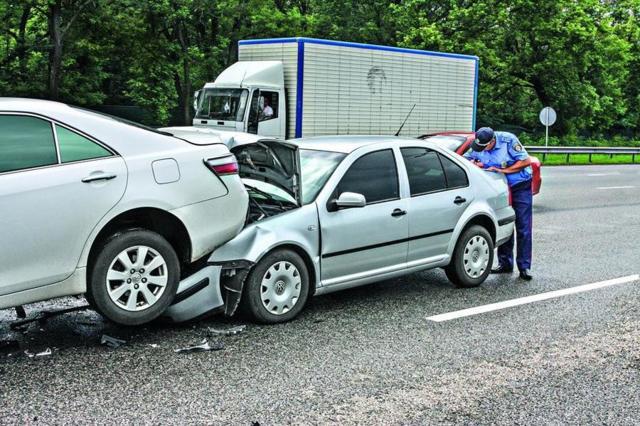 Действия при наступлении страхового случая по ОСАГО